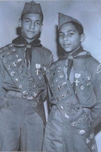 The Yancey Brothers in 1961