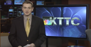 Jacob Murphey on KTTC TV
