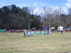 Campout 100 at Bert Adams Scout Camp
